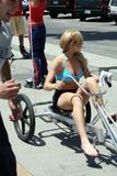 Lindsay Lohan Bikini Candids in Venice Foto 1033 (������ ����� Bikini Candids � ������� ���� 1033)