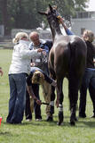 Zara Phillips at Badminton Horse Trials, Gloucestershire-May 5
