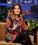 Дрю Бэрримор, фото 2847. Drew Barrymore 'The Tonight Show with Jay Leno' in Burbank - 02.02.2012*>> Video <<, foto 2847,