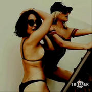 Vanessa Hudgens - 4 Short Sexy Bikini Twerking Videos