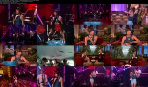 Carly Rae Jepsen - This Kiss + Interview + Call Me Maybe [Ellen 09-18-12] (720p)