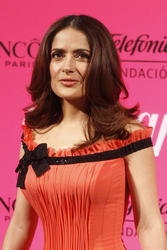 Salma Hayek - Woman Magazine Awards in Madrid 4/20/15