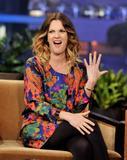 Дрю Бэрримор, фото 2850. Drew Barrymore 'The Tonight Show with Jay Leno' in Burbank - 02.02.2012*>> Video <<, foto 2850,