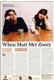 Zooey Deschanel - Rolling Stone March 20 (1x scan)