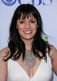 Paget Brewster - CBS Press Tour Stars Party - July 18, 2008