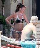 Jenna Jameson Bikini Candids